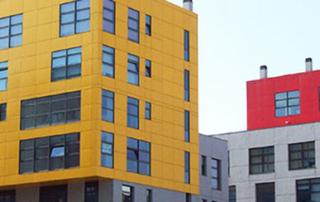 Eficiencia energética en edificios de nueva construcción
